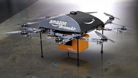Entregas a domicilio con drones, la próxima revolución en eCommerce