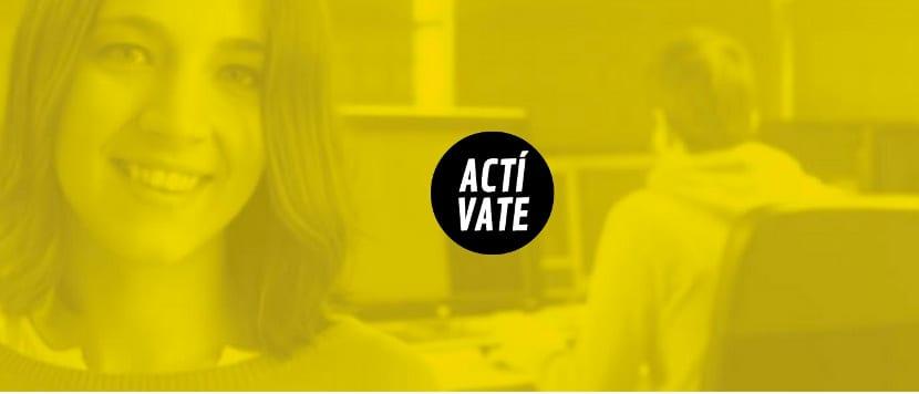 La plataforma Actívate lanzada por Google incluirá formación sobre eCommerce y Marketing, entre otros