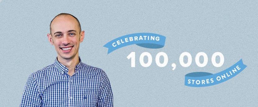 100.000 tiendas online ya usan la plataforma de eCommerce de Shopify