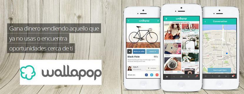 Atremesdia entra en el accionariado de Wallapop, la app de compra venta de productos de segunda mano