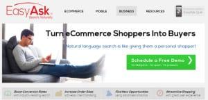 La solución de búsqueda semántica EasyAsk se integra en la plataforma de eCommerce de Hybris
