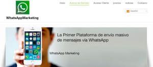 WhatsApp para empresas: Llega la primera solución de envío masivo de mensajes a través de WhatsApp Marketing