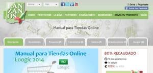 Crowdfounding Apoya la creación del Manual para Tiendas Online Loogic 2014