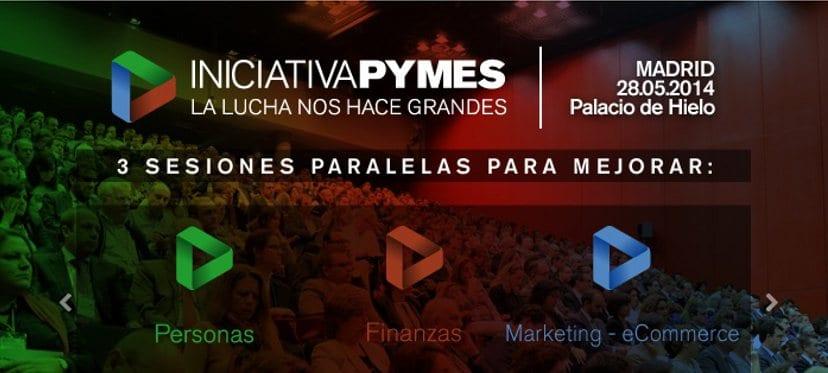 El evento Iniciativa PyMES del 28 de mayo en Madrid contará con una sesión sobre eCommerce