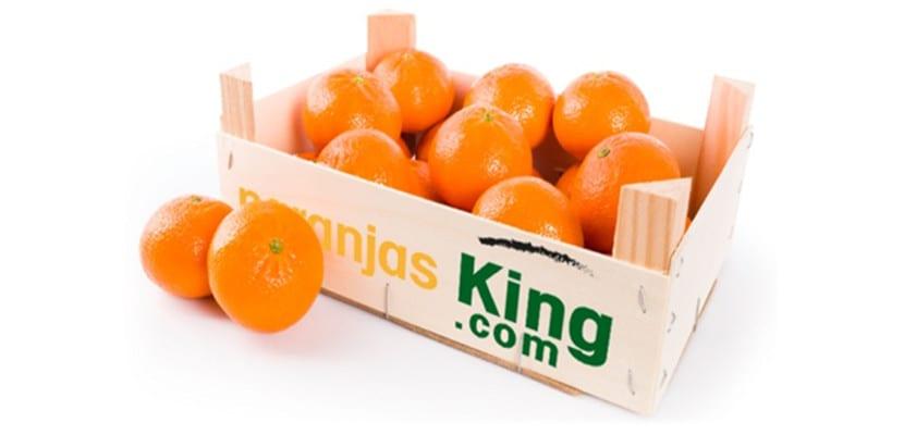 Naranjas King apuesta por el eCommerce y la internacionalización lanzando su tienda online