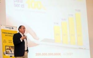 En España un tercio del comercio será online en 2027, según Jesús Sánchez Lladó, Jefe de eCommerce y Paquetería de Correos