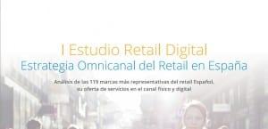 Sectores de Retail con mayor presencia en eCommerce en España