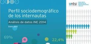 Las conexiones diarias a Internet aumentan en 10,8% en España