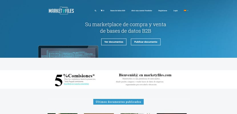 MarketyFiles lanza la bersión beta de su plataforma de intercambio de datos B2B