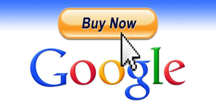 Google lanza Google Buy, un servicio para realizar compras directas a través de sus búsquedas desde el móvil