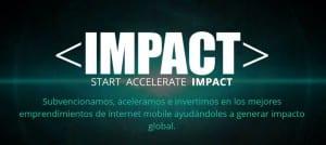 La aceleradora española IMPACT cierra su segunda open call con 23 nuevos proyectos seleccionados