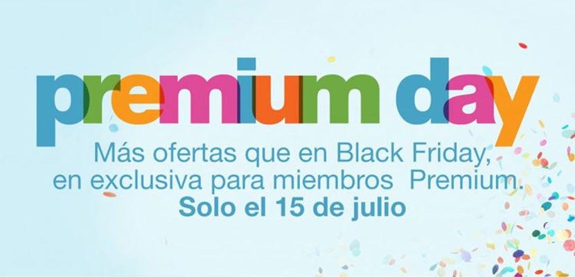 Amazon lanza el Premium Day, un día de compras global con ofertas exclusivas para los clientes Premium