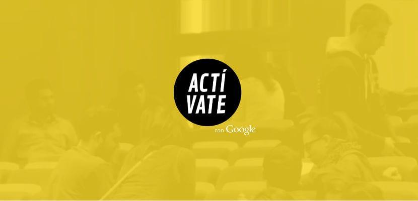 Ya está operativa la nueva web de Actívate con Google