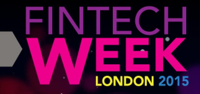 Finanzarel participa en la London FinTech Week 2015 hablando sobre tecnologías financieras para nuevos modelos de negocio