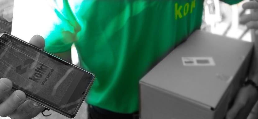 Nace Koiki, un servicio de mensajería social que fomenta la inserción laboral y la integración