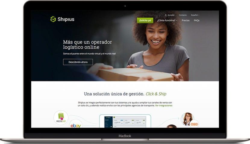 Shipius lanza un servicio de transporte especializado en eCommerce