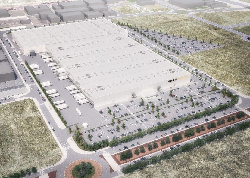 Amazon duplicará su centro logístico de Madrid y creará 1.000 puestos de trabajo en los próximos años
