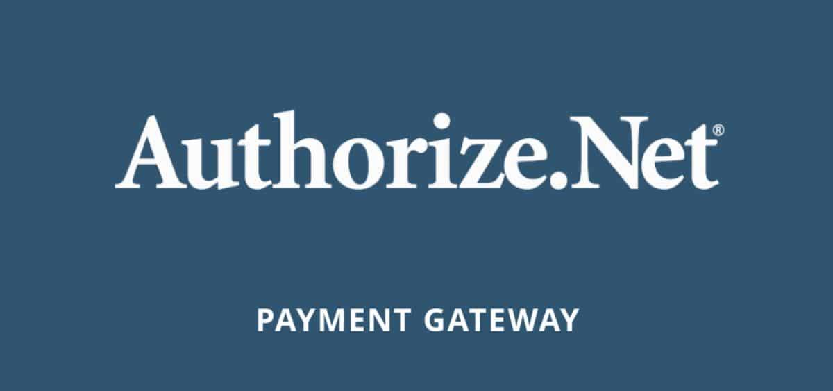Authotize.Net