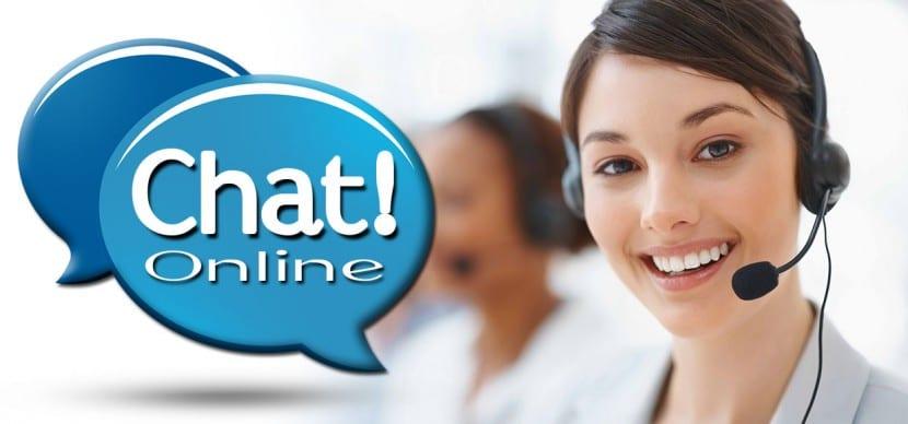 chat en vivo para el Ecommerce