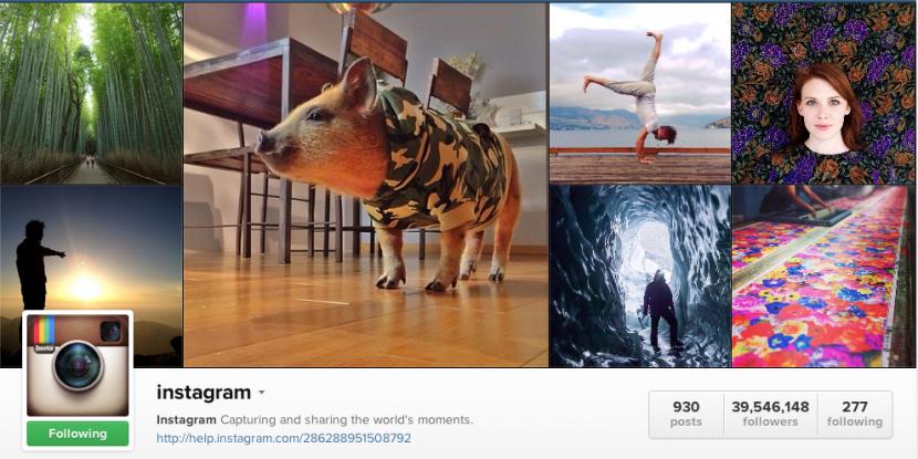 Instagram para tu Ecommerce