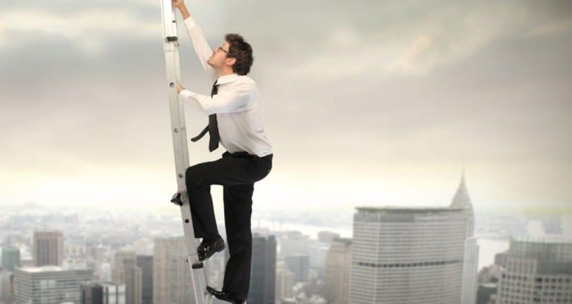 emprendedor con exito