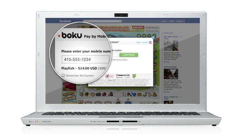 Boku, plataforma de pagos para móviles