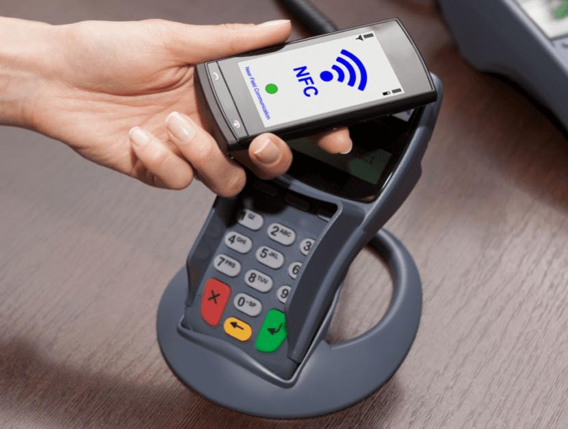 Comunicación NFC