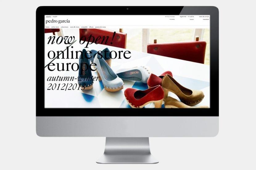 pagina inicio ecommerce