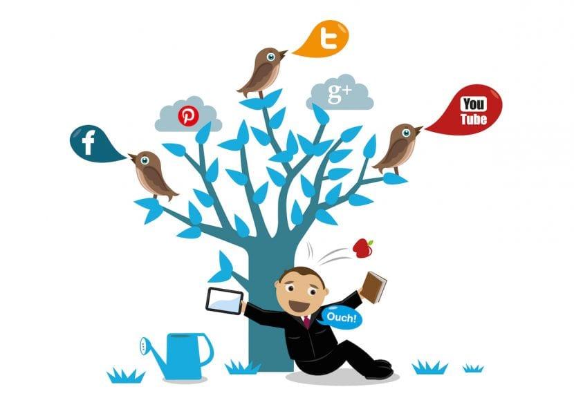 redes sociales pueden arruinar tu negocio