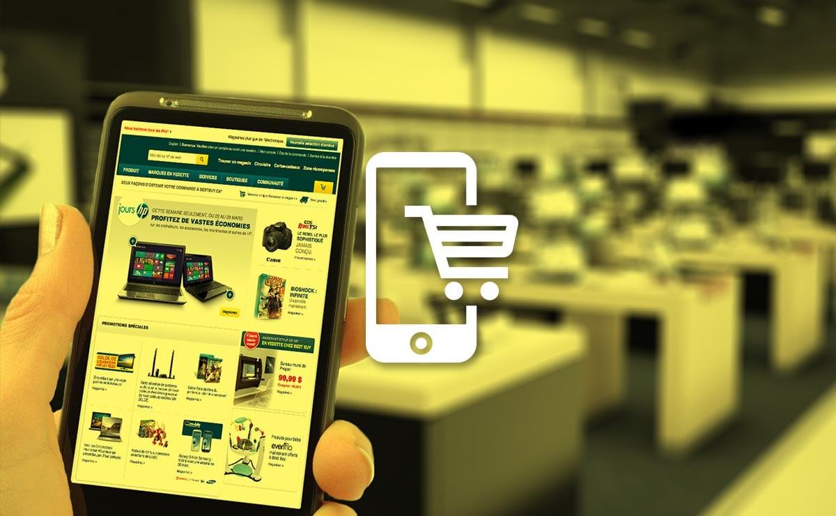 La nueva tendencia mobile commerce for E commerce mobili