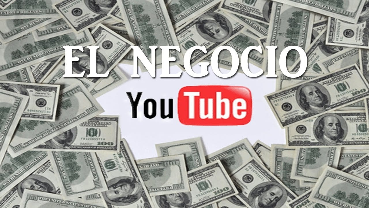 negocio con Youtube