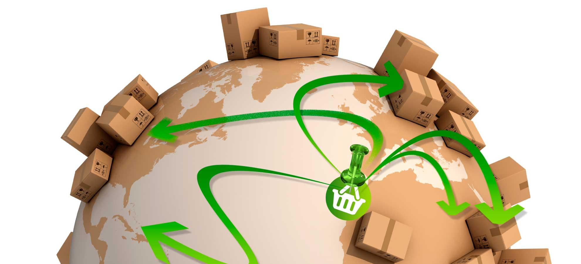 logística en el ecommerce