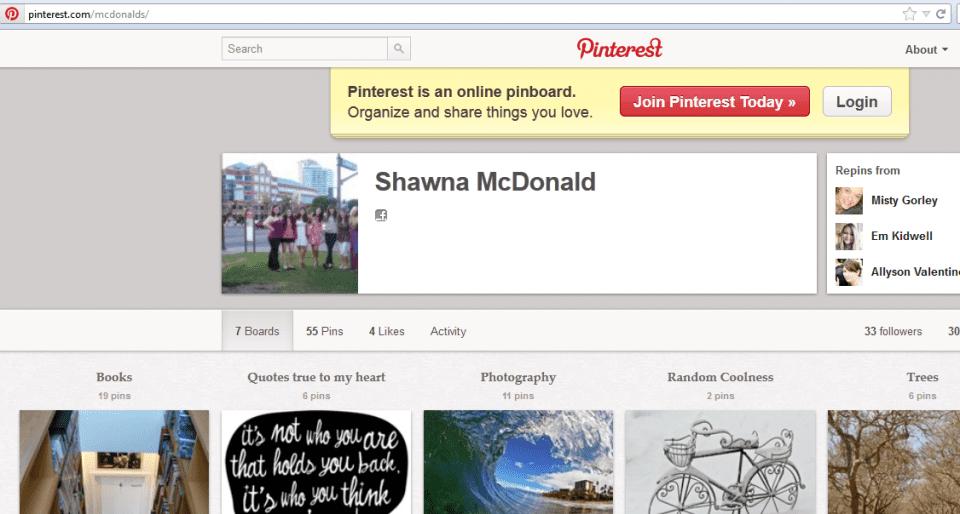 Pinterest en las grandes marcas