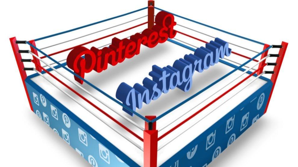 Pinterest o Instagram