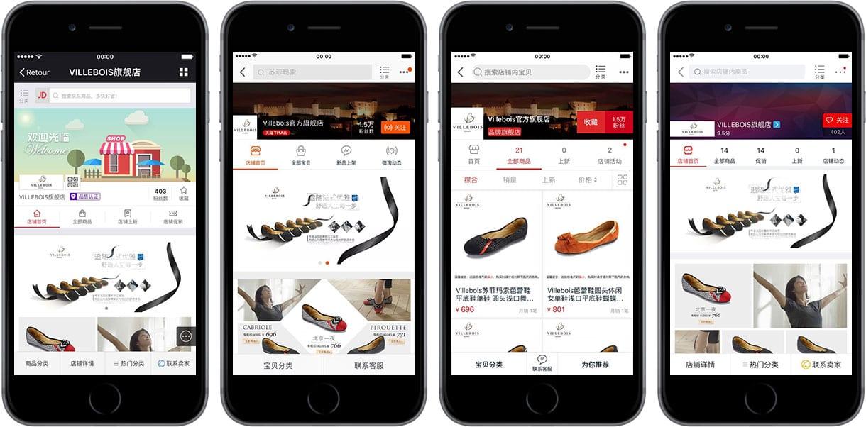 mobilecommerce o m-commerce