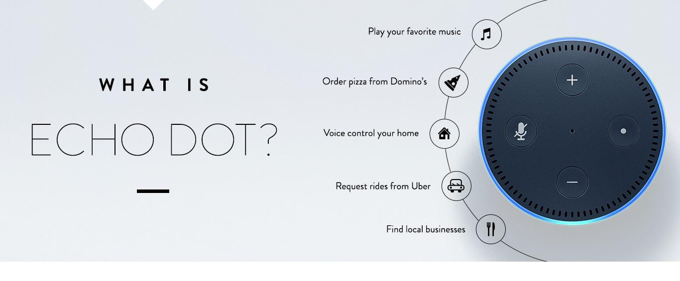 Echo Dot, Amazon