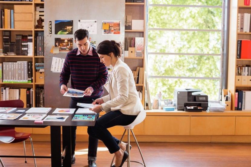 optimizar la impresión de documentos
