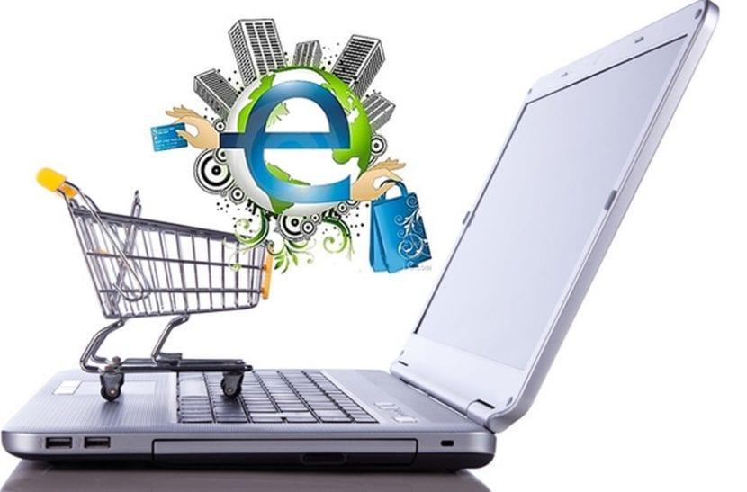 El comercio electrónico en España