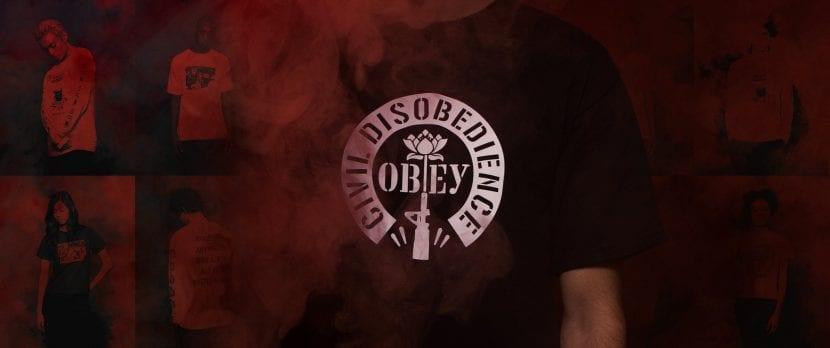 Tienda de ropa OBEY