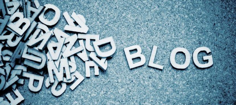 Tipos de contenido de blog