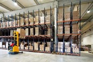 El e-commerce está creando almacenes más grandes y rápidos