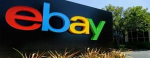 puntos de venta de eBay en Europa