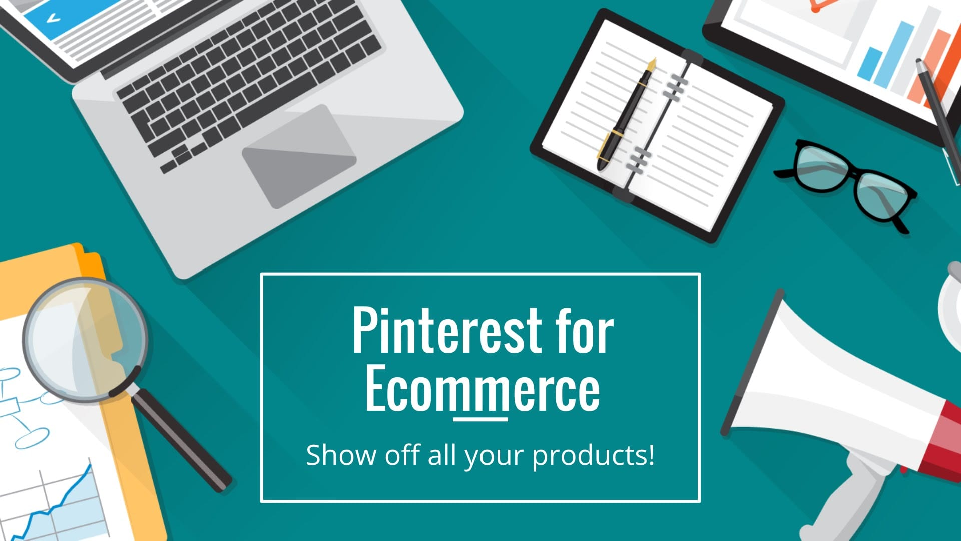 Pinterest con Ecommerce
