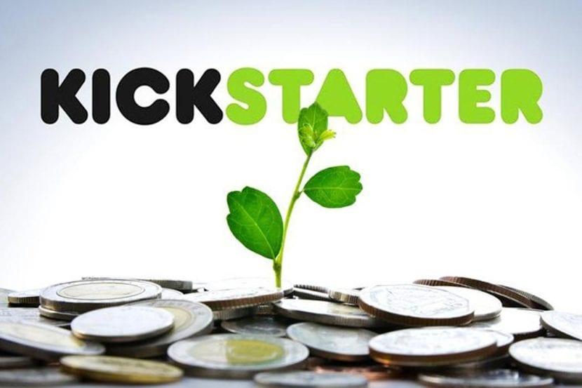Kickstarter España opción financiera