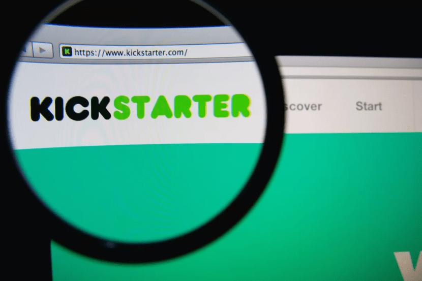 Financiamiento Kickstarter España