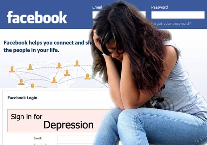 darse de baja en Facebook