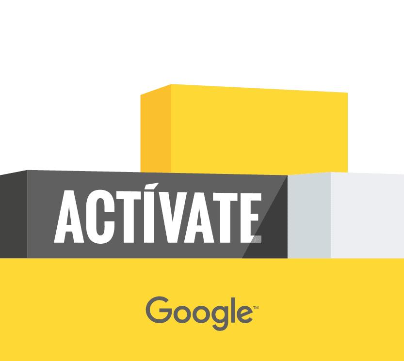 Cursos Google Activate