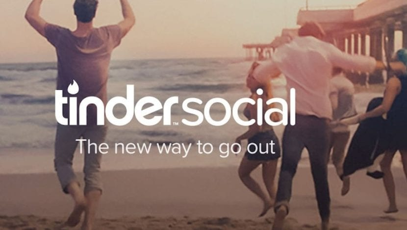 Tinder social ecomerce
