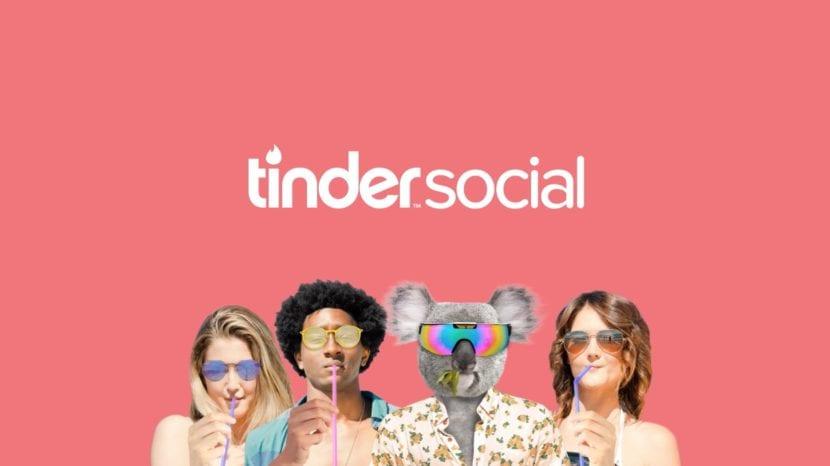 Tinder social españa