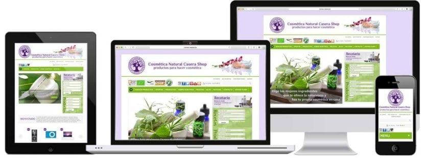 Precio tienda online PrestaShop